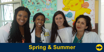 Graduate Spring and Summer Programs