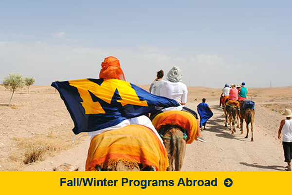 Fall/Winter Programs Abroad