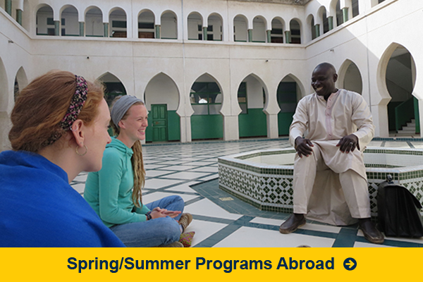 Spring/Summer Programs Abroad
