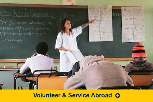 Volunteer and Service Abroad